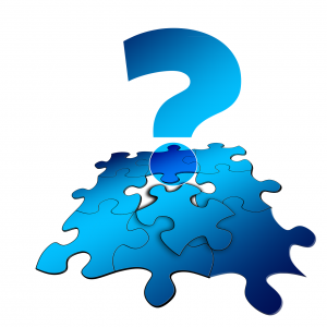 Question Mark - Puzzle