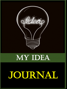 My Idea Journal