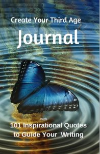 Journal, Create Your Third Age Front Cover