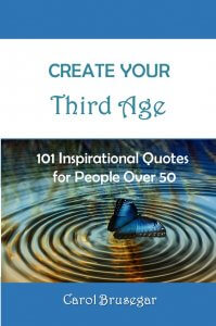 Create Your third Age Quote Book