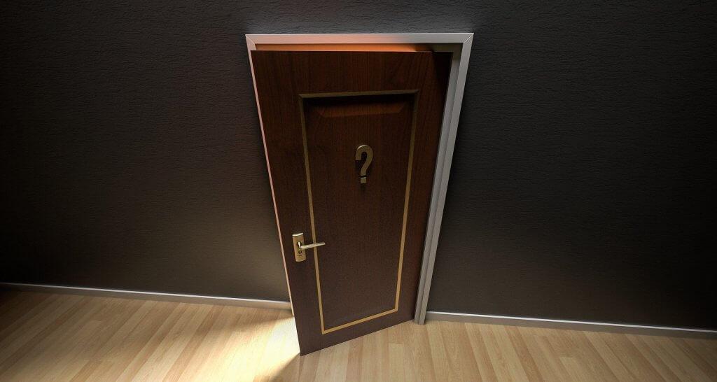 Unknown, liminal, door