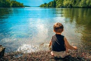 Summer at Lake